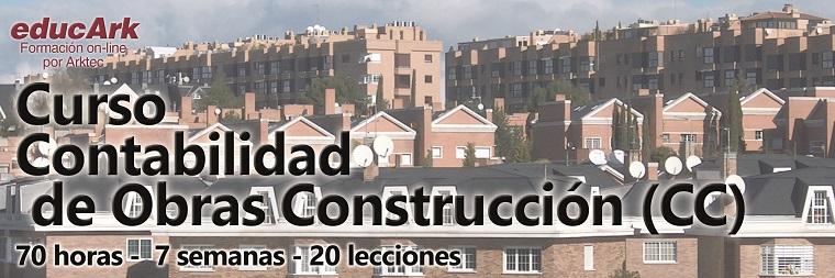 Curso Constructo-Conta, ERP Contabilidad constructoras(CC)