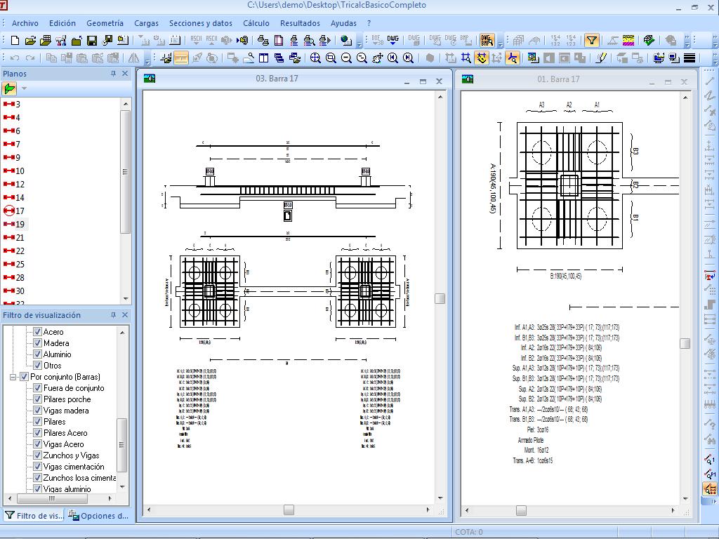 Dise O Estructural Asistido Por Computadoras Tricalc 8 1