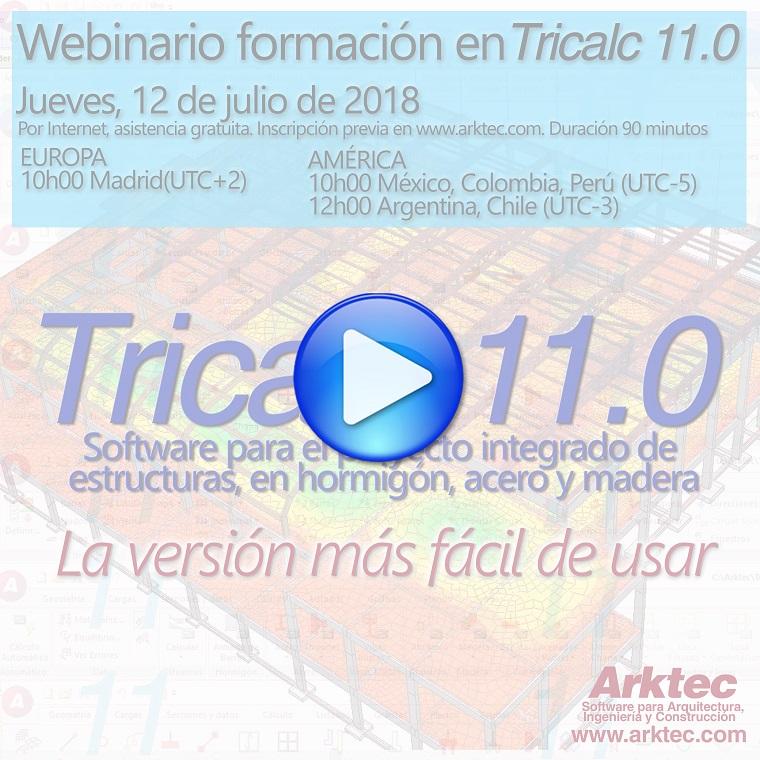 VIDEO de Tricalc.11, la última versión, la más fácil de usar